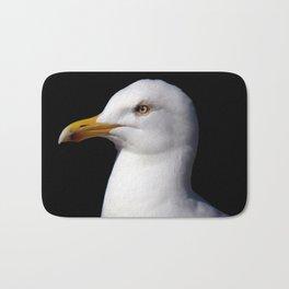 Standing Seagull Bath Mat