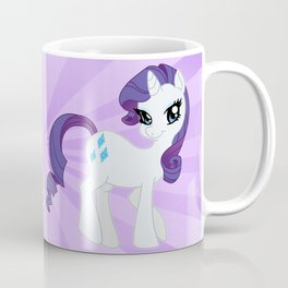 MLP FiM: Rarity Coffee Mug