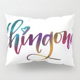 Chingona Pillow Sham