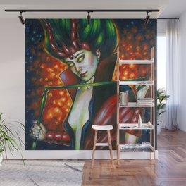 Dreamqueen Wall Mural