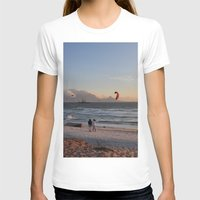 south africa T-shirts featuring Sunset Beach - South Africa by The 3rd Eye