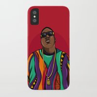 notorious iPhone & iPod Cases featuring  Notorious by McfreshCreates