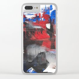 Mighty fine Shindig, vol. 1 Clear iPhone Case