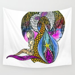 THINK Wall Tapestry