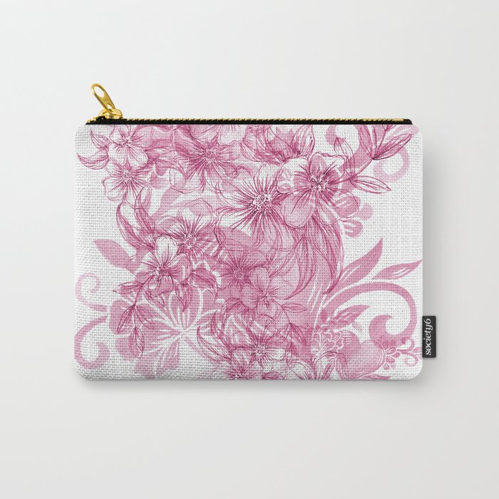 one from the heart Carry-All Pouch