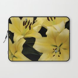 Lilies Laptop Sleeve