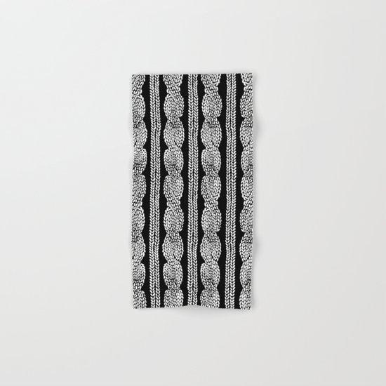 Cable Row B Hand & Bath Towel