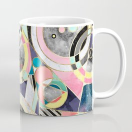 Modern geometric abstract pattern Coffee Mug