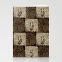 gladiator Stationery Cards featuring Gladiator II by Alec Bancher