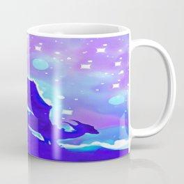 Moon Dragon Coffee Mug