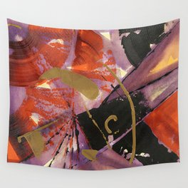 Space Dilution Wall Tapestry