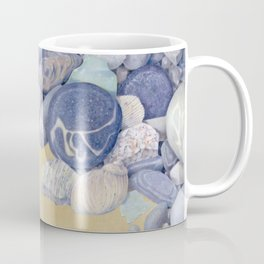 Beach Front I Coffee Mug