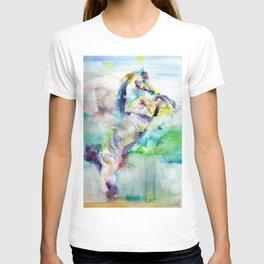 WATERCOLOR HORSE .2 T-shirt