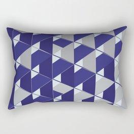 3D Lovely GEO III Rectangular Pillow