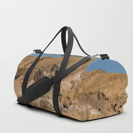 Artist's Palette Pano - Death Valley, California Duffle Bag