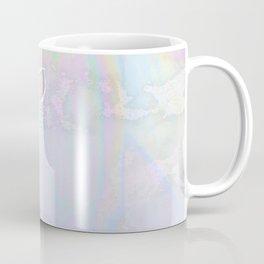 Holographic feather Coffee Mug