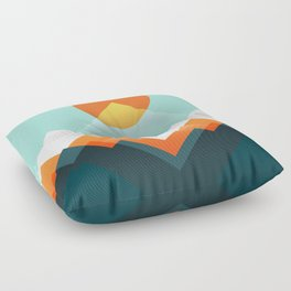 Everest Floor Pillow