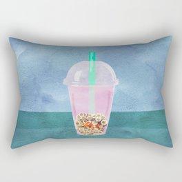 Clownfish Tea by Kenzie McFeely Rectangular Pillow