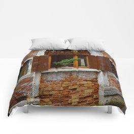 Travel Venice Italy 2 Comforters