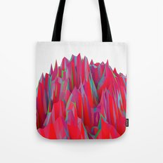 Cristal Mountain  Tote Bag