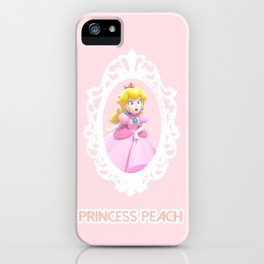 Princess Peach iPhone Case