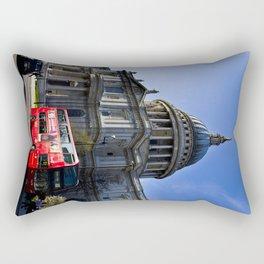 St Paul's Cathedral London Rectangular Pillow