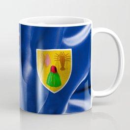 Turks and Caicos Islands Flag Coffee Mug