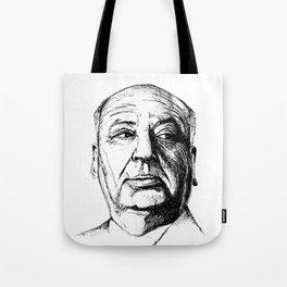 hitchcock Tote Bag