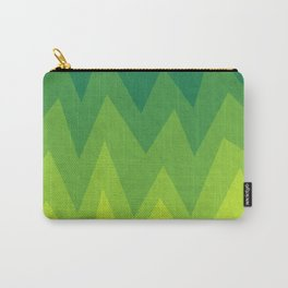Green Summer Forest Carry-All Pouch