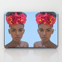 goddess iPad Cases featuring Goddess by Grace Teaney Art
