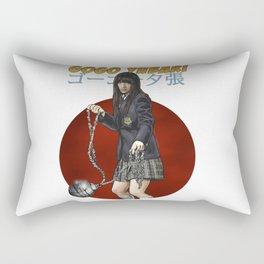 Gogo Yubari Rectangular Pillow