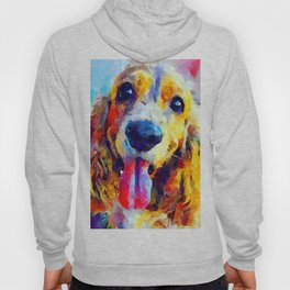 Cocker Spaniel Hoody