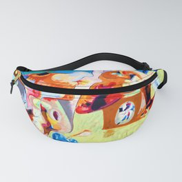 Arshile Gorky Plough and Song Fanny Pack