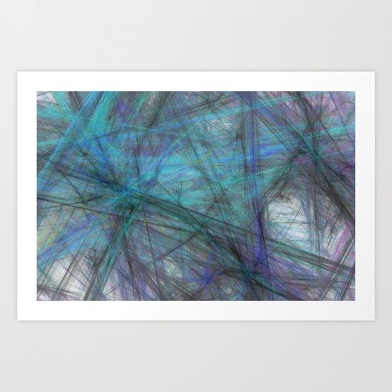 natural  (A7 B0246) Art Print
