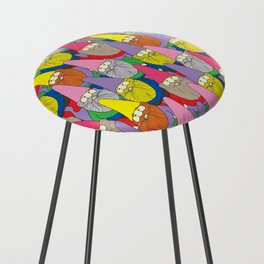 Mister Gnome Counter Stool