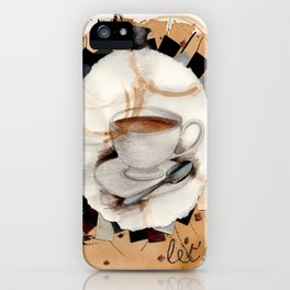 Hot: Tea iPhone Case