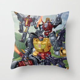 Me, King! Throw Pillow