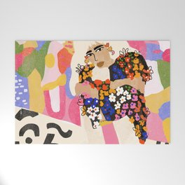 World Full Of Colors Welcome Mat