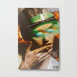 J'ADIOR Metal Print