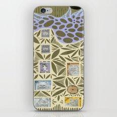 Sea Loam iPhone & iPod Skin