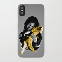 ripley iPhone & iPod Cases featuring Officer Ripley by Naavech Verro