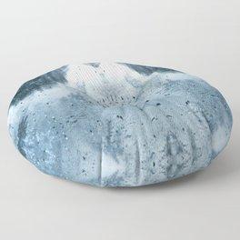 Ice Mask Floor Pillow