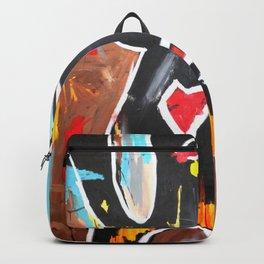 Spiritual Heart Backpack