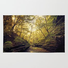 Mantra of Autumn Rug