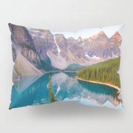 Twin Peak Lake Pillow Sham