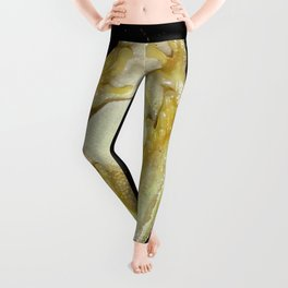 Underbelly The Soft Underside or Abdomen Of A Tree Frog Leggings