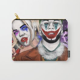 Karol g and Anuel aa Carry-All Pouch