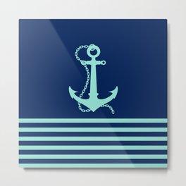 Nautical AFE_2020_4 Metal Print