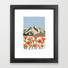Marin County Print Framed Art Print
