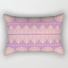 Indian Designs 209 Rectangular Pillow